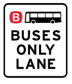 RUH_bus_only_lane