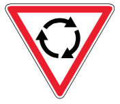 RUH_roundabout_ahead_sign