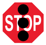 RUH_stop_traffic_light_sign