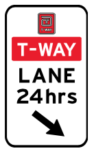 RUH_t_way_lane
