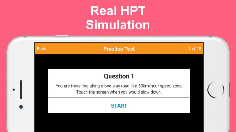 HPT Simulation